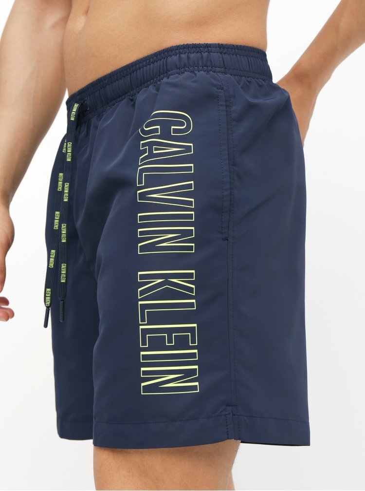Bermude barbatesti albastru inchis Calvin Klein Underwear