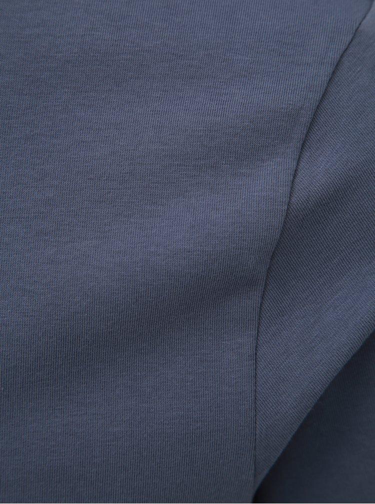 Šedé basic tričko Burton Menswear London