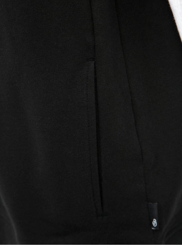 Čierno-šedá mikina Burton Menswear London