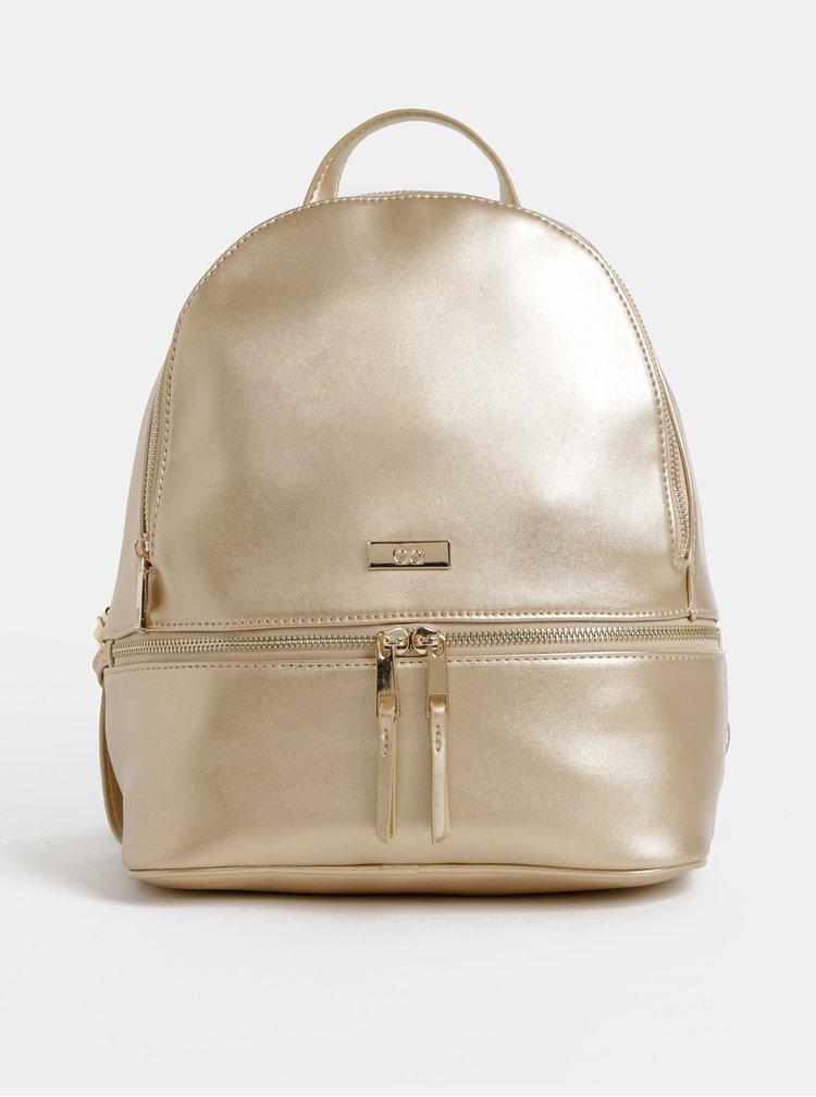 Dámský batoh ve zlaté barvě ZOOT