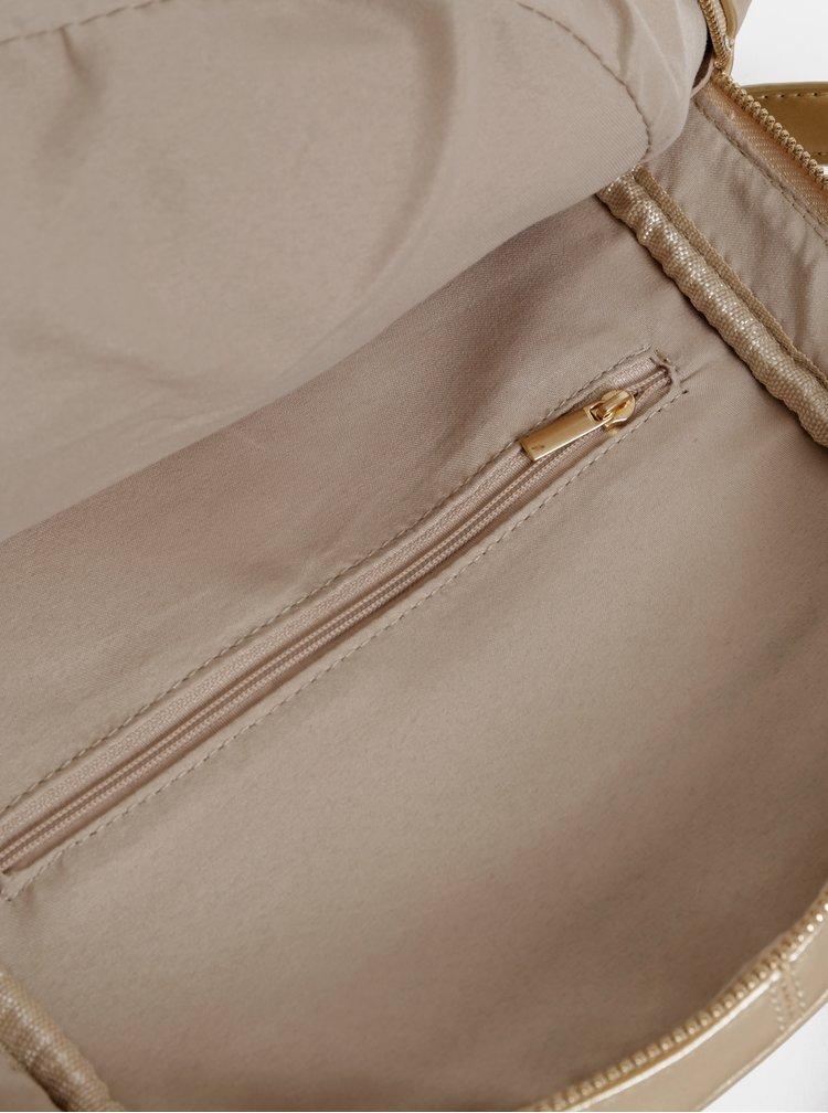 Batoh ve zlaté barvě ZOOT