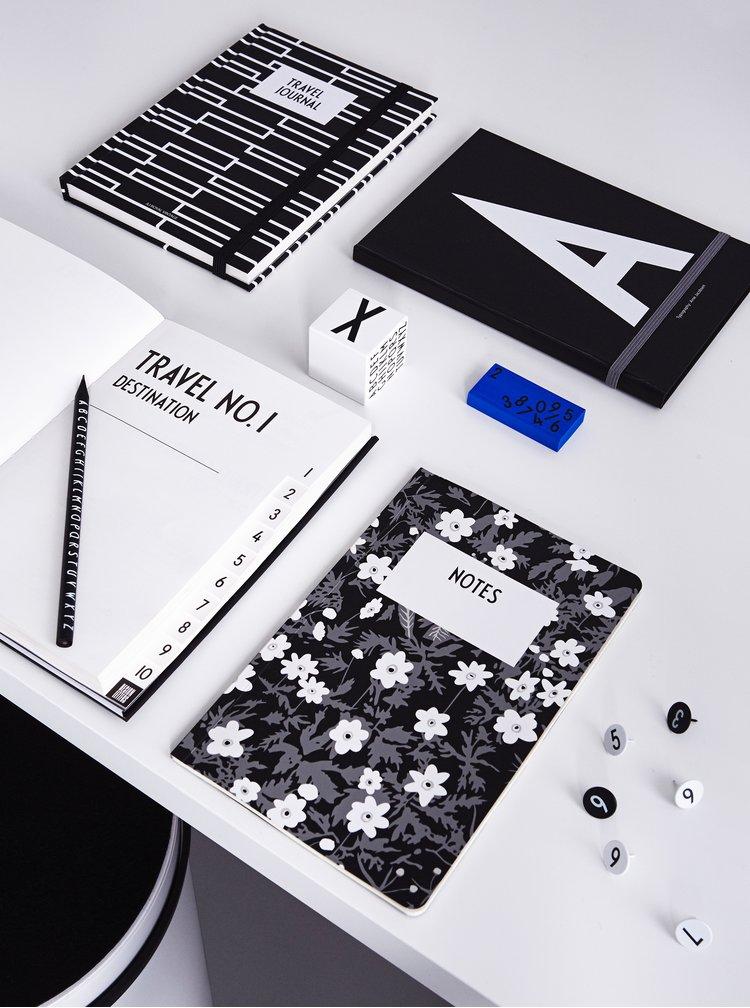 Sada pěti tužek Design Letters