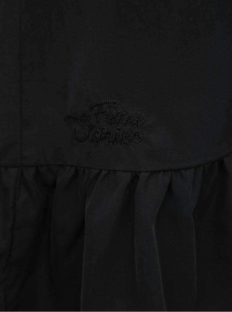 Černé šaty Femi Stories Arava