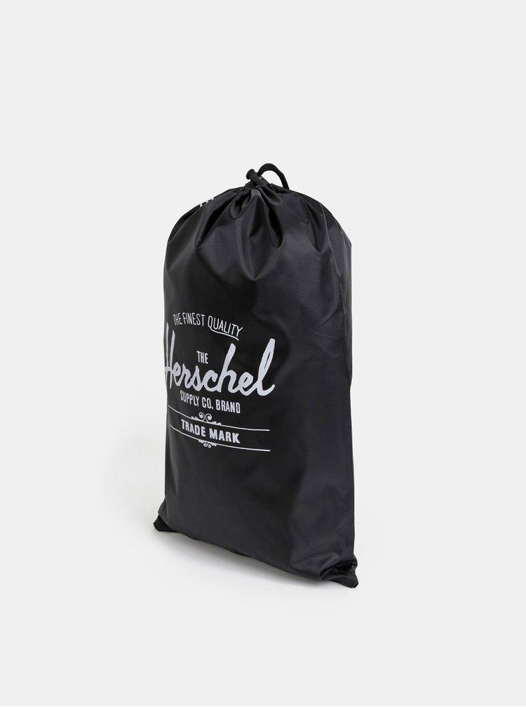 Sada dvou černých vaků na boty Herschel Supply