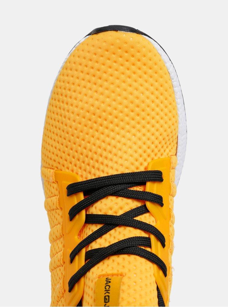 Žluté tenisky Jack & Jones Mike
