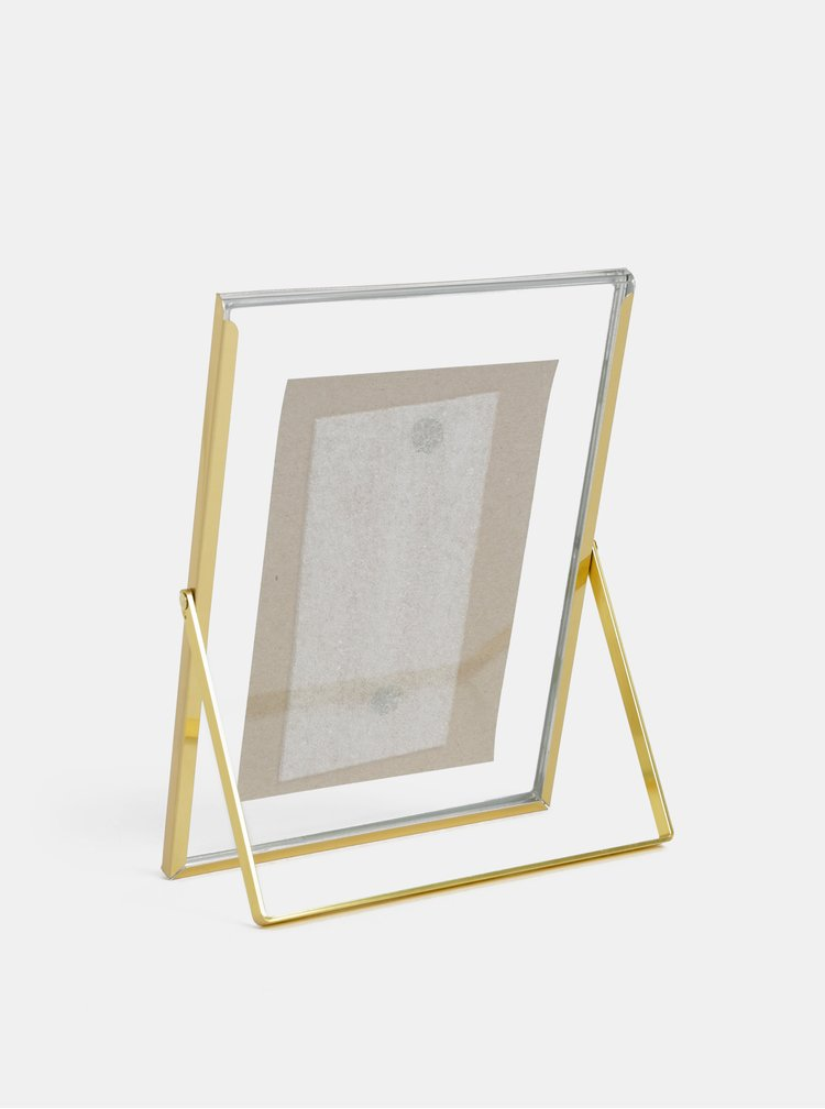 Fotorámik v zlatej farbe SIFCON