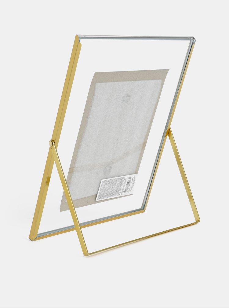 Fotorámeček ve zlaté barvě SIFCON