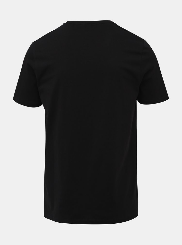 Čierne tričko s vreckom ONLY & SONS Barney