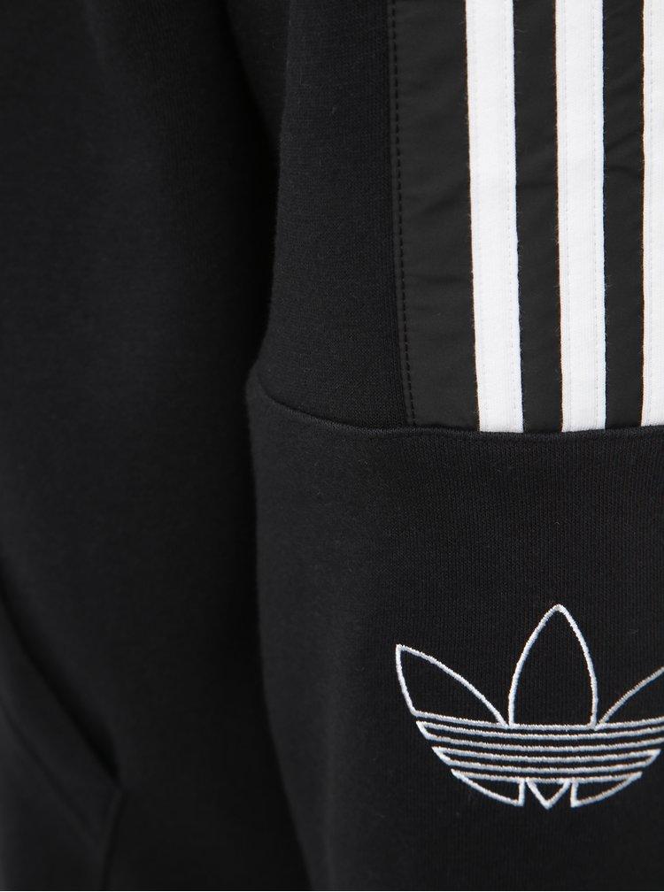 Černá mikina adidas Originals