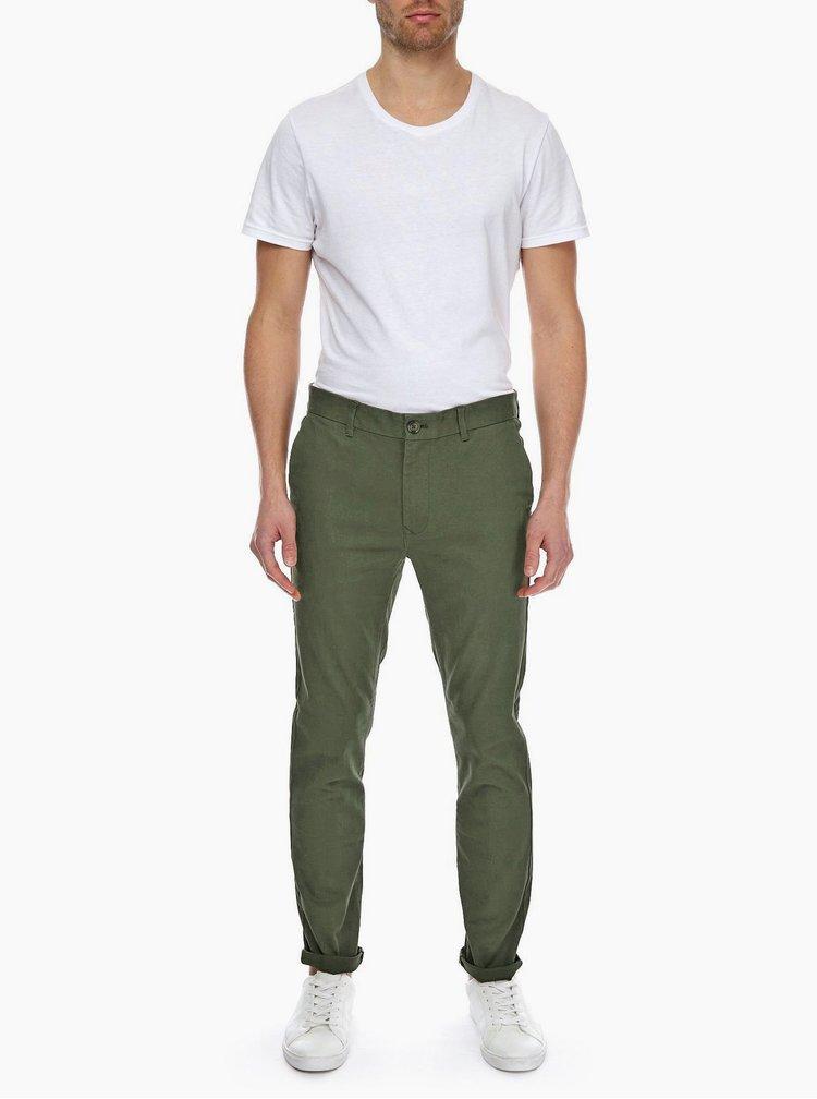 Pantaloni kaki skinny fit chino Burton Menswear London