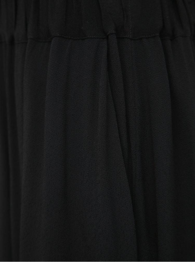 Černá sukně Selected Femme Bisma