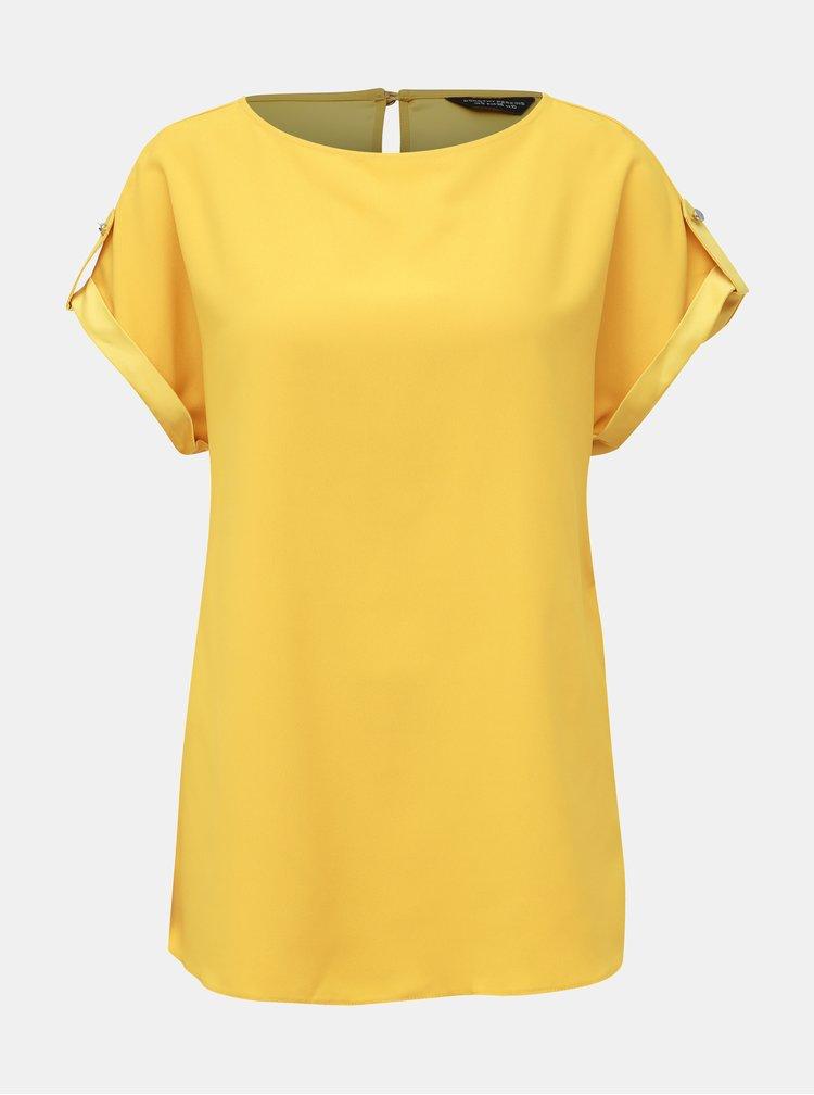 Žlutá halenka Dorothy Perkins