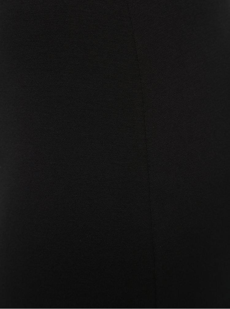 Černá basic maxi sukně Dorothy Perkins