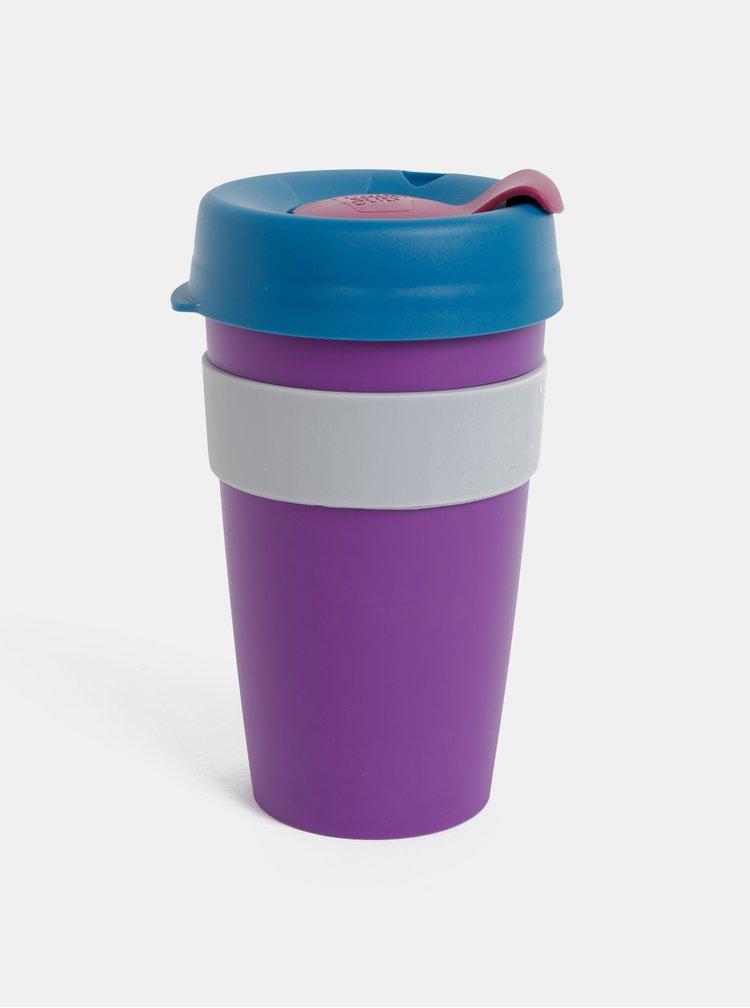 Modro-fialový cestovný hrnček KeepCup Original large 454 ml
