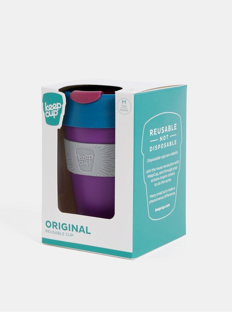 Fialový cestovní hrnek KeepCup Original medium 340 ml