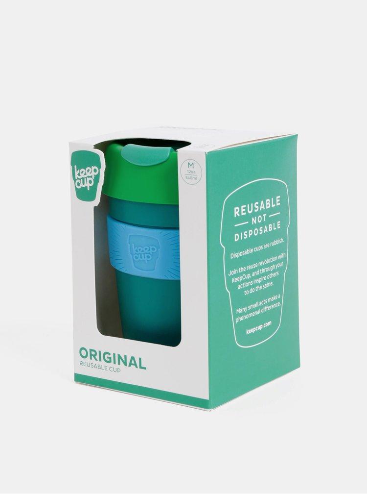 Zelený cestovný hrnček KeepCup Original medium 340 ml