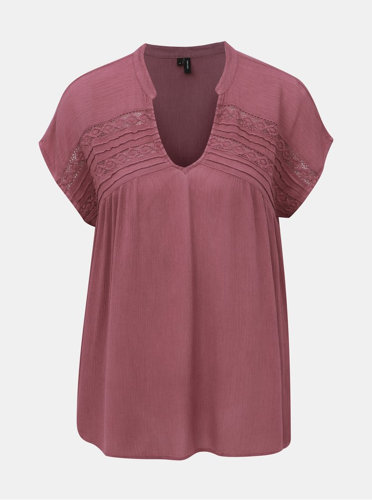 Topuri pentru femei VERO MODA - roz prafuit