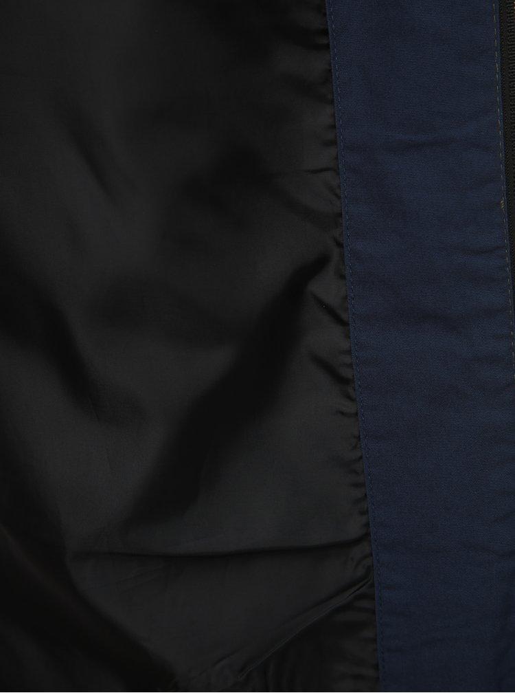 Zeleno-modrá bunda ONLY & SONS Spencer