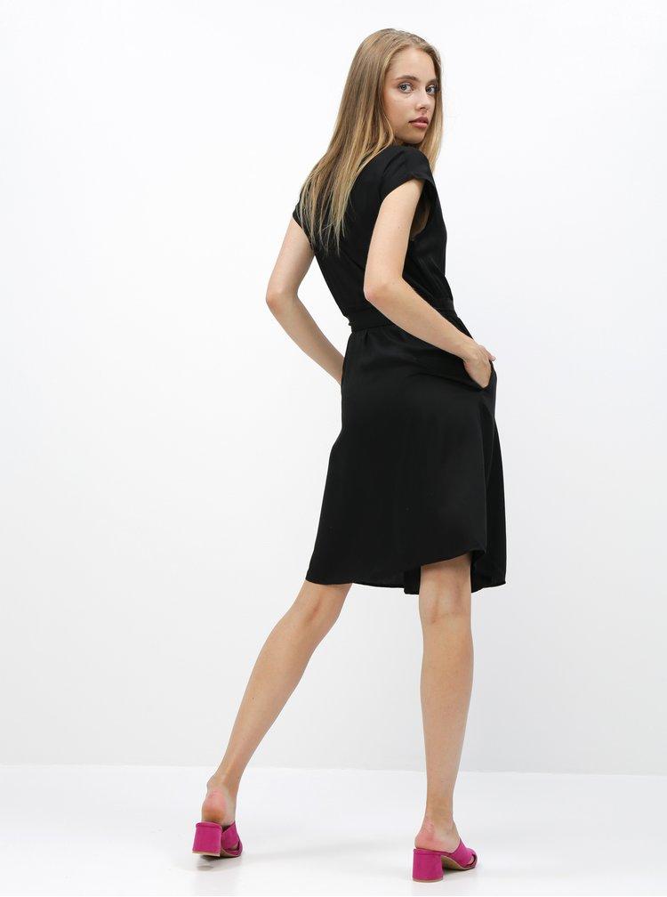 Černé šaty ZOOT Vera
