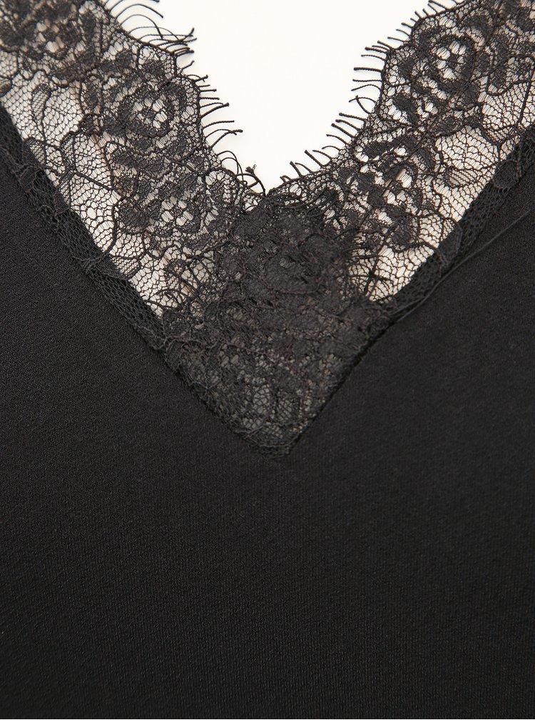 Čierne šaty VERO MODA Milla