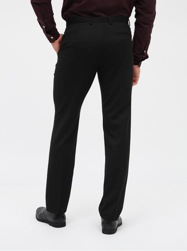 Pantaloni negri slim Burton Menswear London