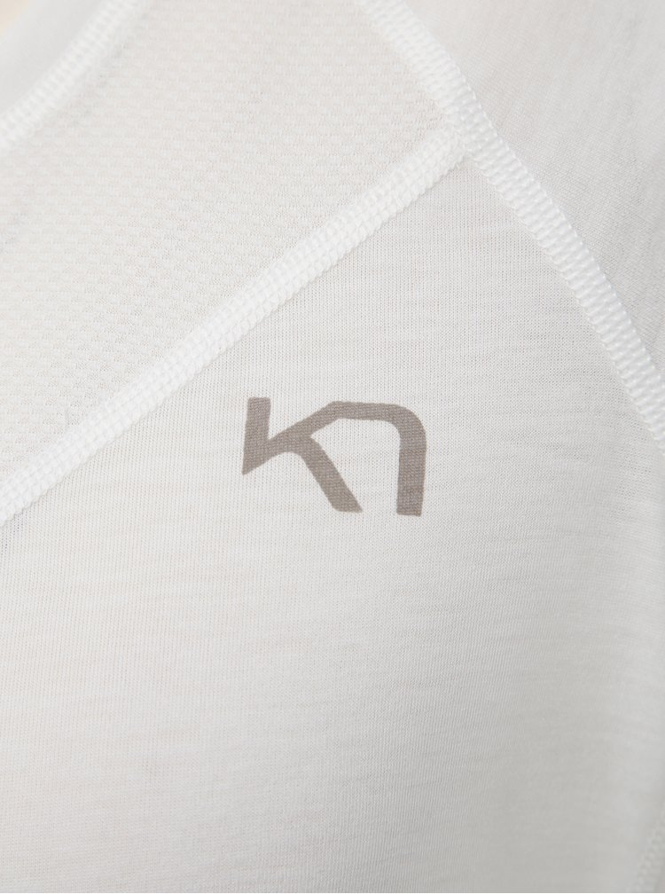 Bílé sportovní tričko Kari Traa Maria Tee