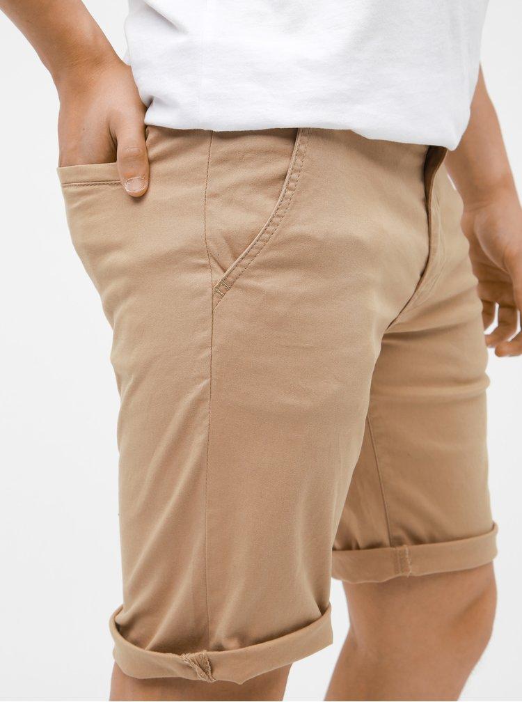 Pantaloni scurti Shine Original Kurtis bej
