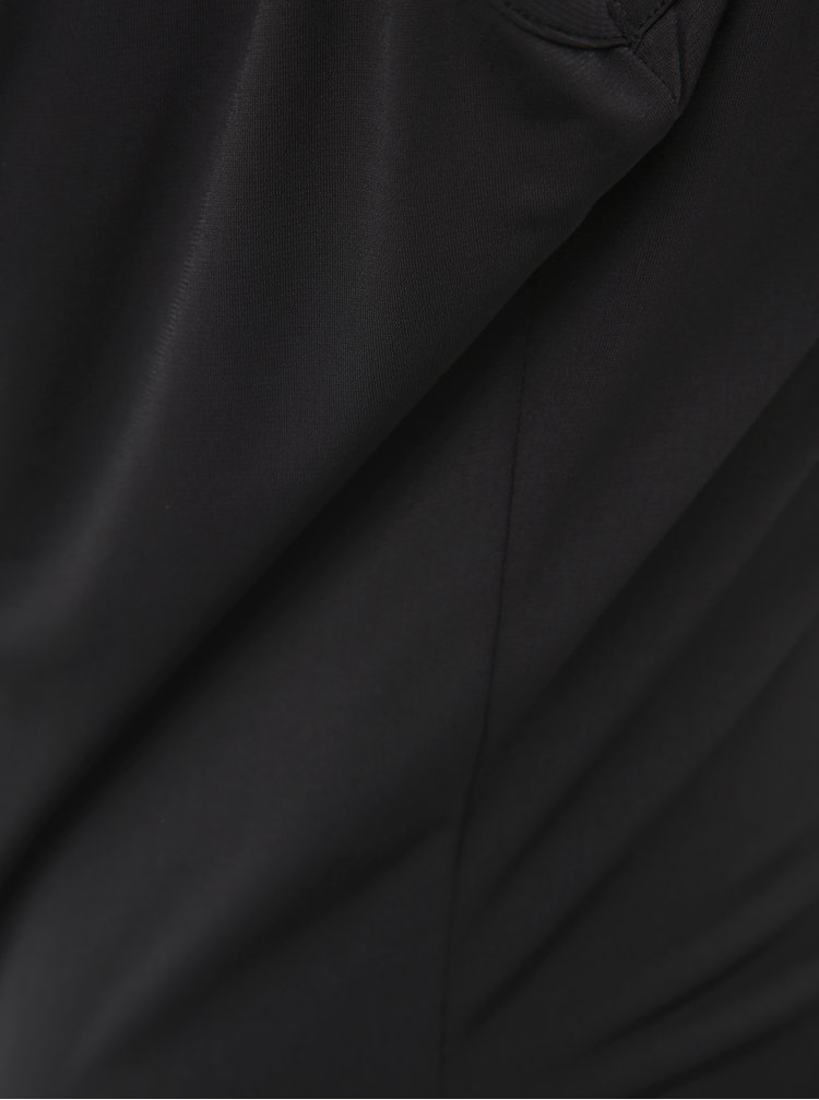 Čierne body VERO MODA Shimmer