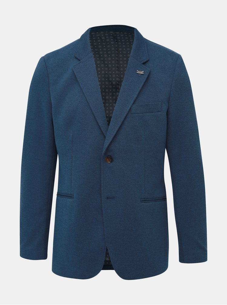 Tmavě modré sako Jack & Jones Simon