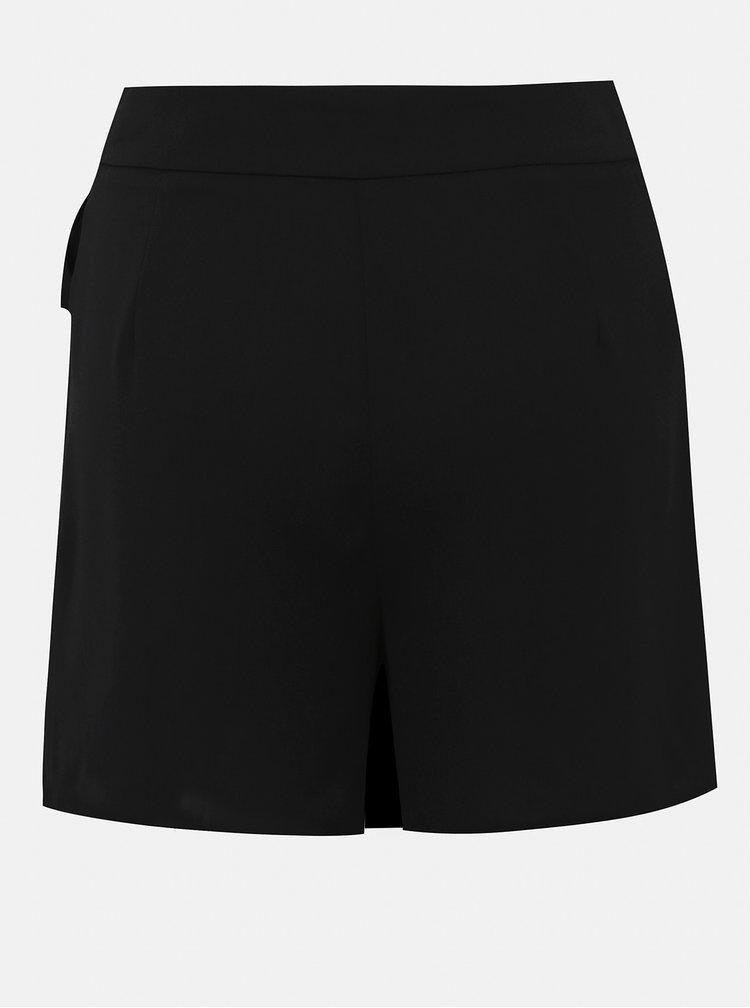 Černé šortky Dorothy Perkins