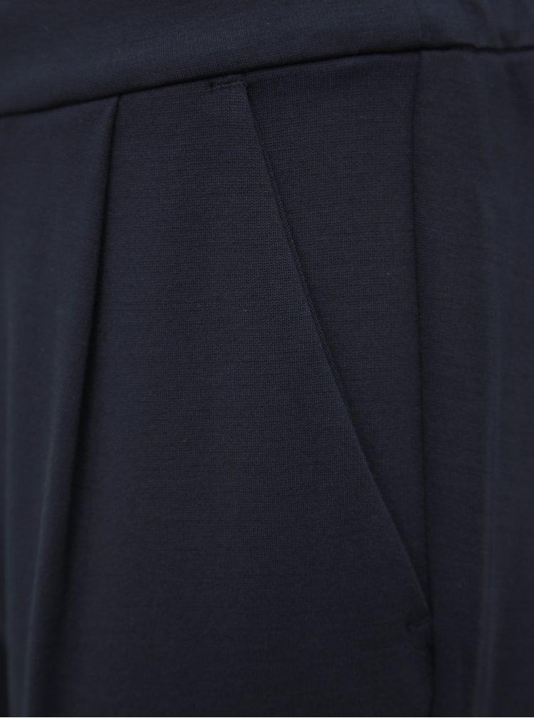 Tmavomodré nohavice VERO MODA Eva