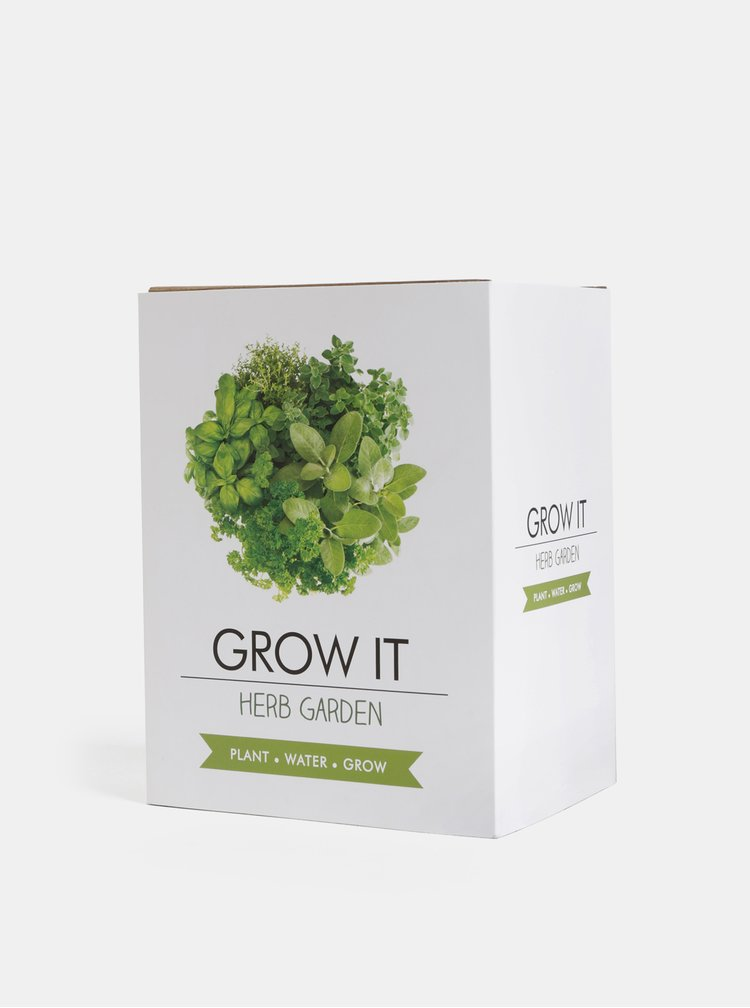 Set crestere plante aromatice Gift Republic Grow It