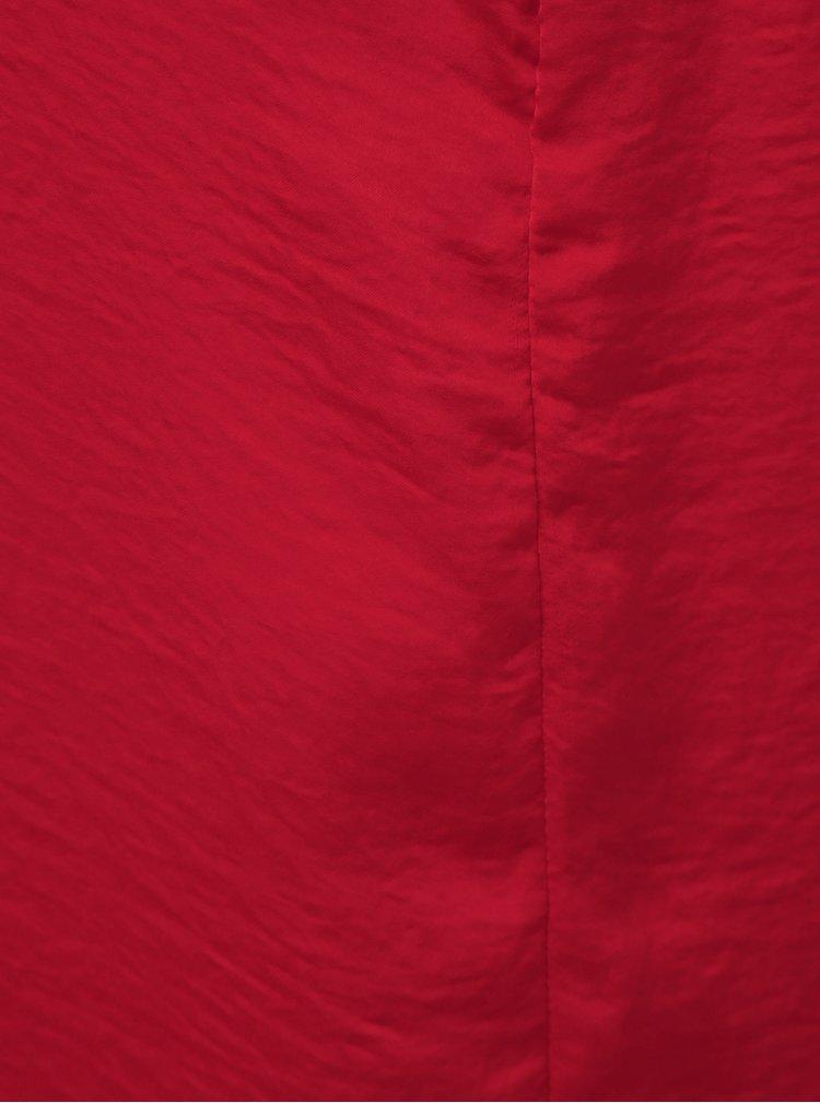 Červený top Haily´s Sina
