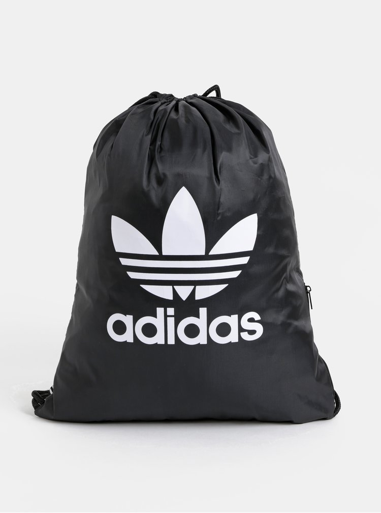 Černý vak s potiskem adidas Originals