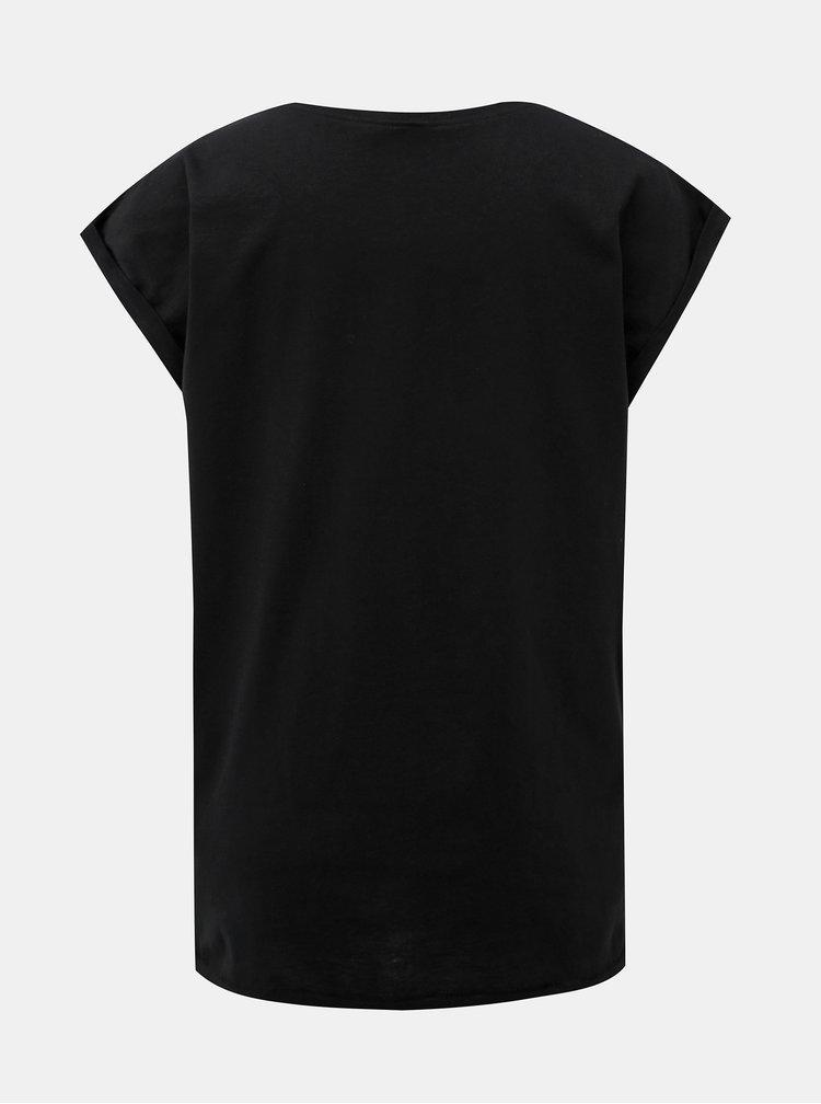 Černé dámské tričko ZOOT Original Brčko