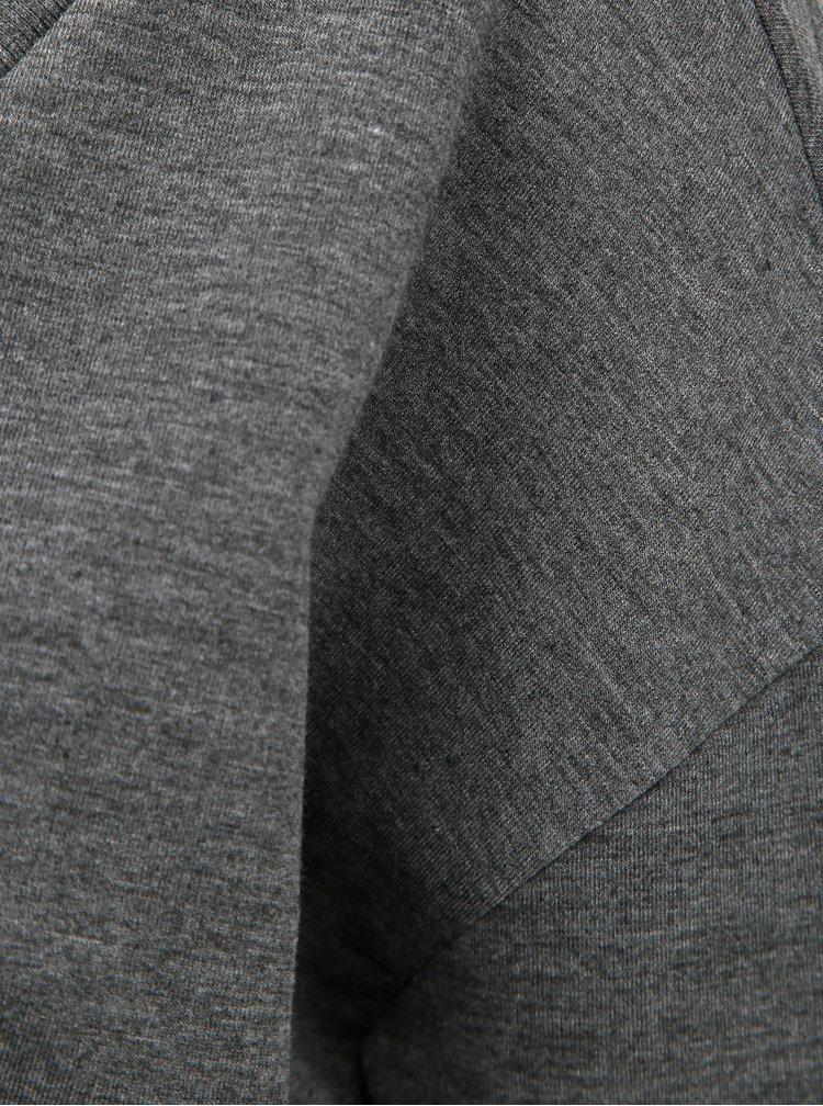 Tmavě šedá mikina VERO MODA Cesina