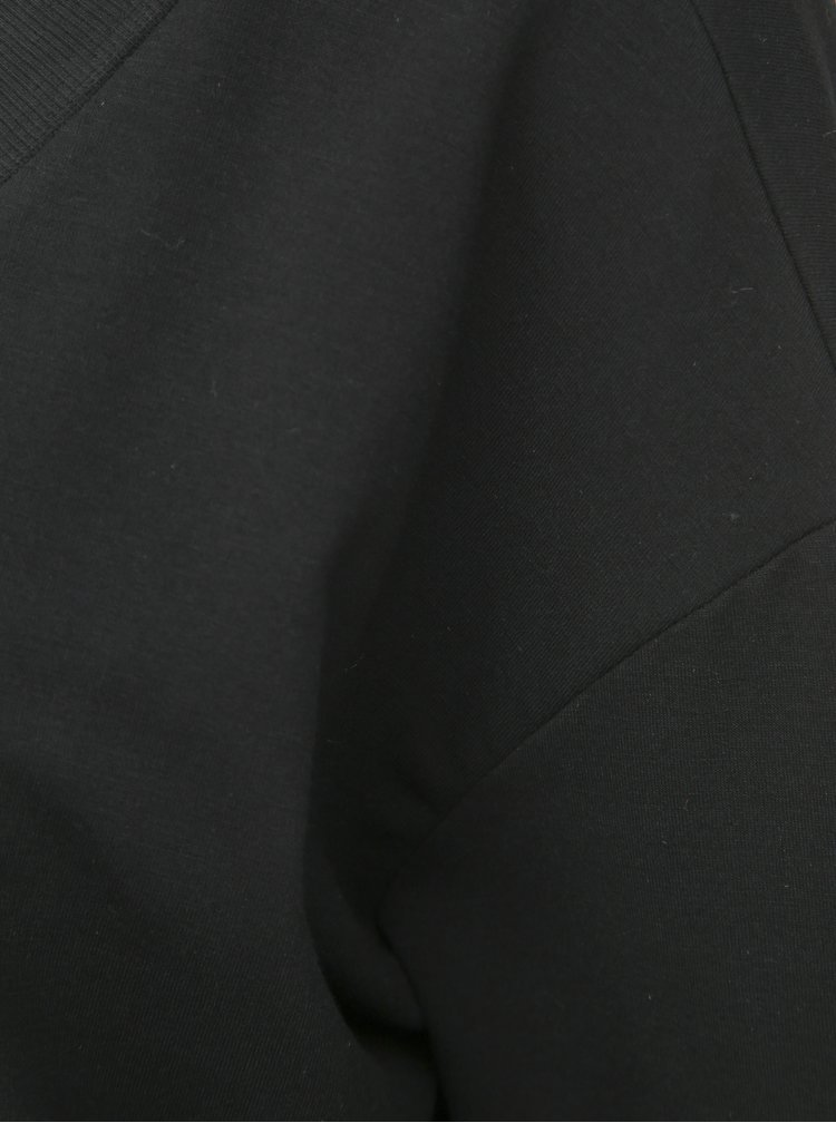 Černá mikina VERO MODA Cesina
