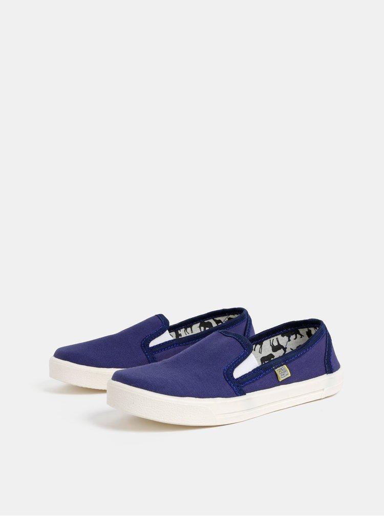 Pantofi slip-on bleumarin unisex Oldcom Cooper