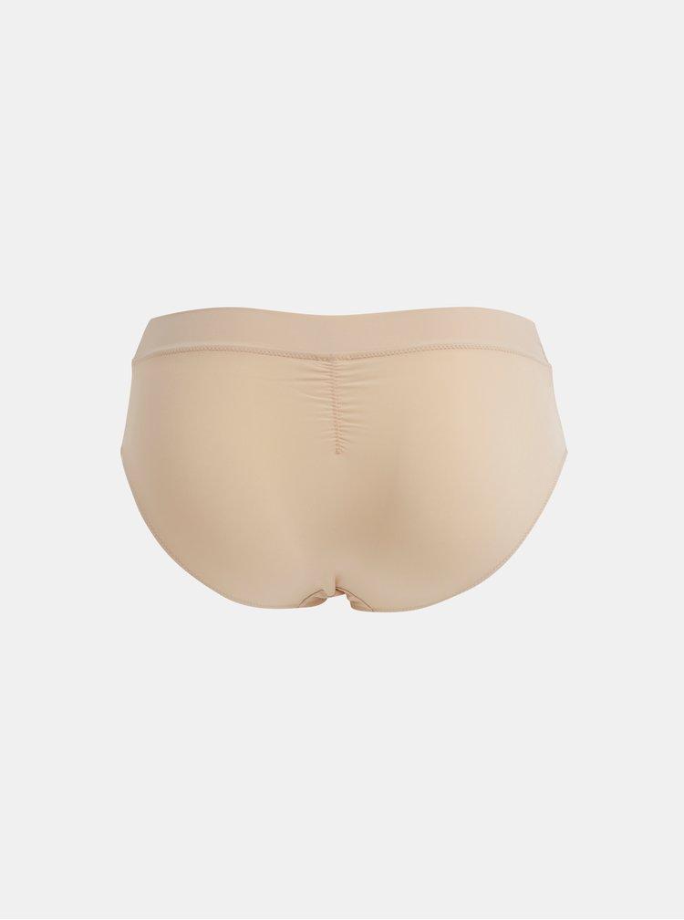 Béžové kalhotky ICÔNE Maia