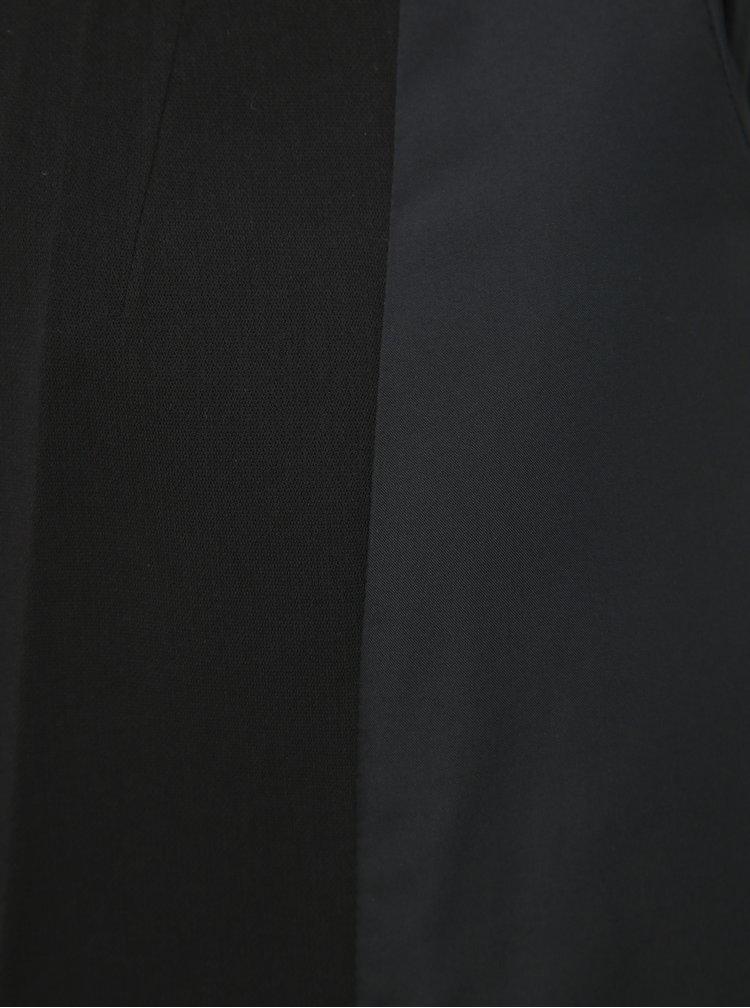 Černé sako VERO MODA Yiki