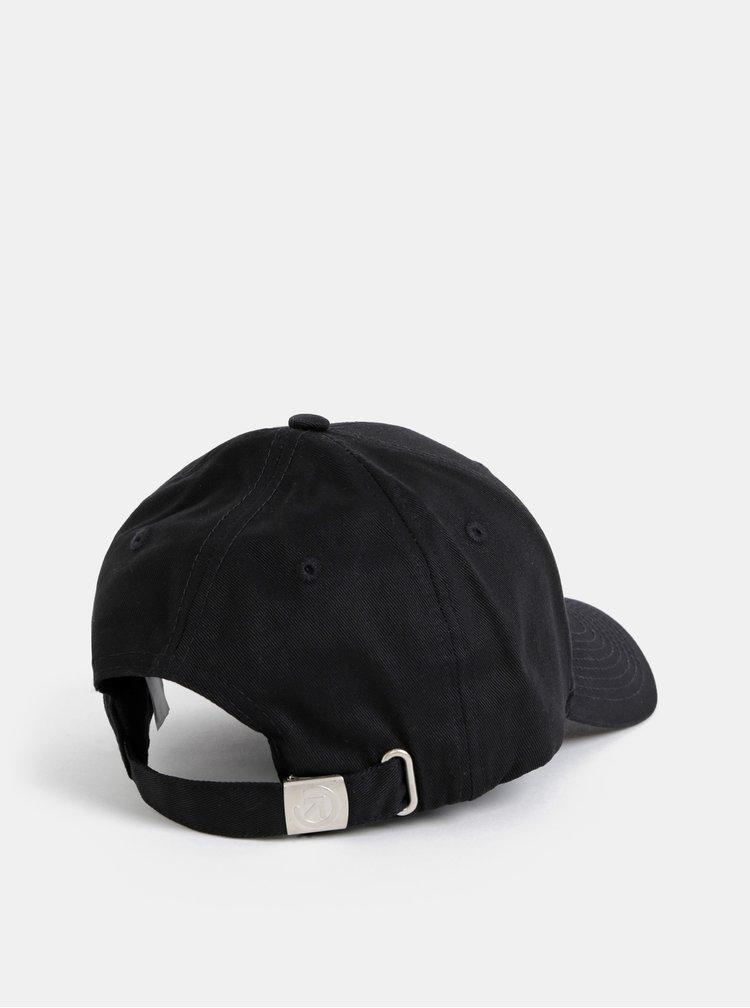 Černá kšiltovka Meatfly Coach