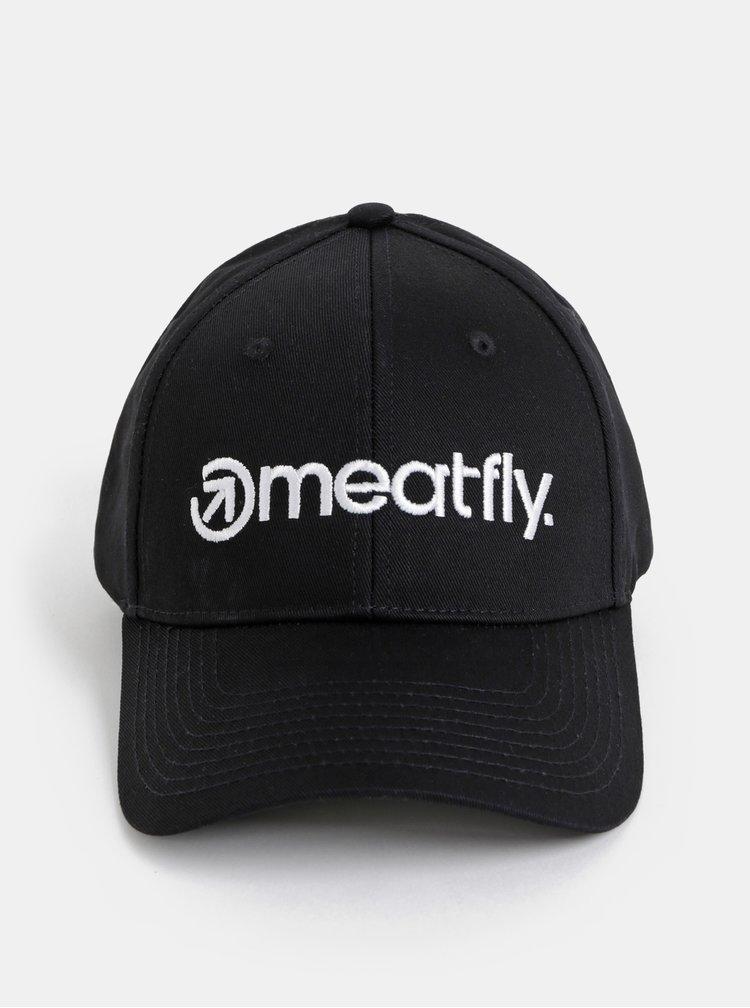Čierna šiltovka Meatfly Coach