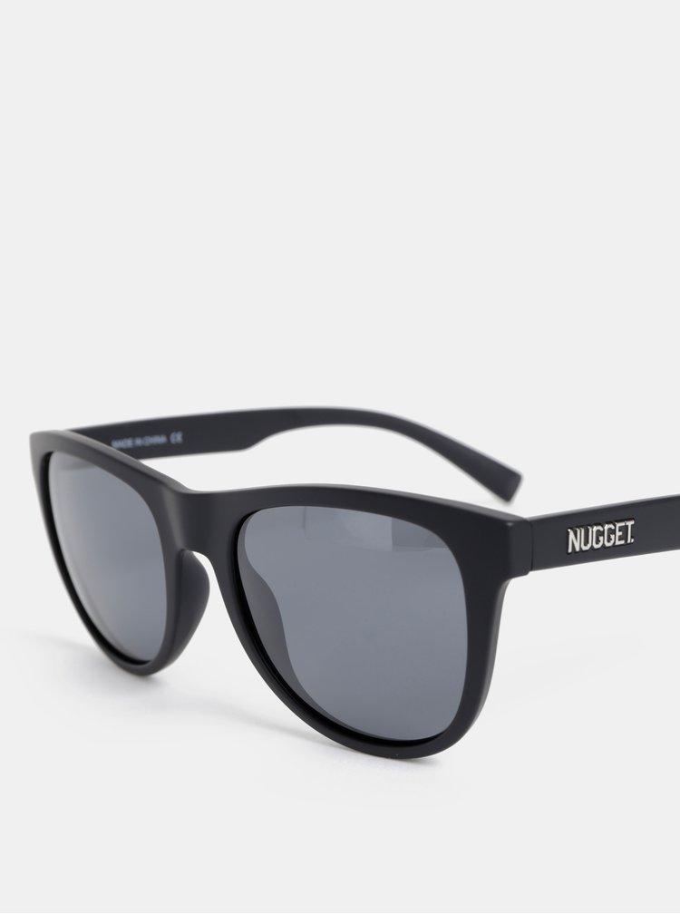 Ochelari de soare pentru femei NUGGET - negru