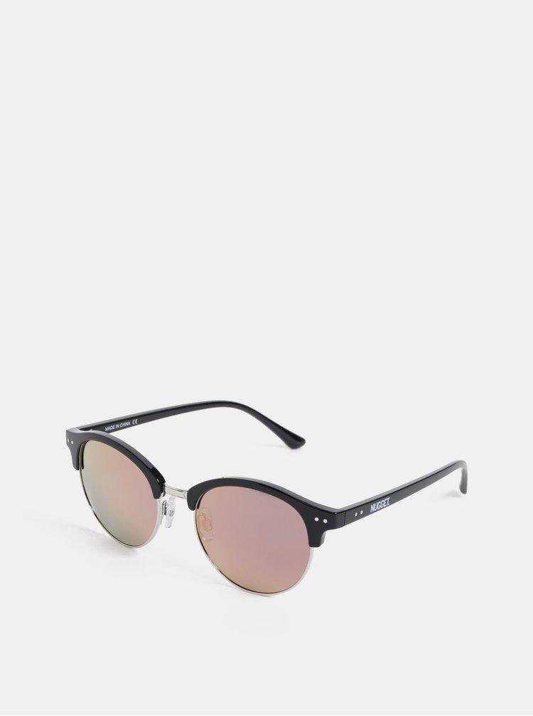 Černé sluneční brýle NUGGET Sherrie