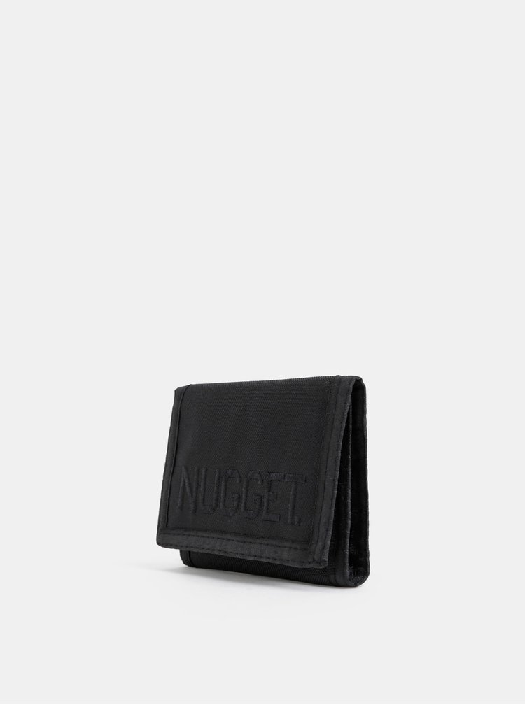 Černá peněženka NUGGET Breakout
