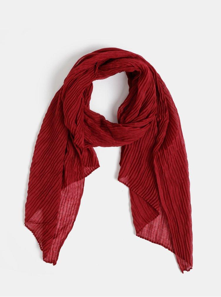 Vínový dámský šátek Haily´s Sally