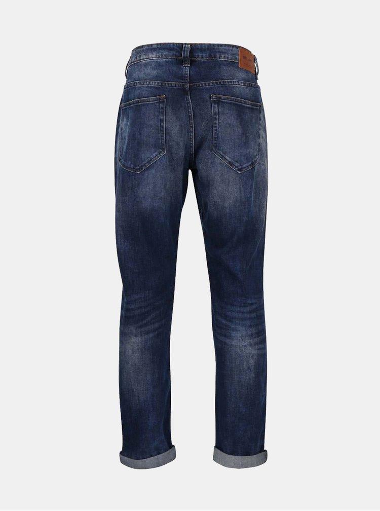Modré regular džíny ONLY & SONS Weft