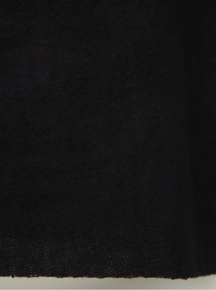 Černý dámský basic svetr Haily´s Lilli