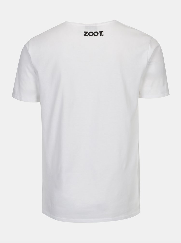 Bílé pánské tričko ZOOT Original Insert your heart