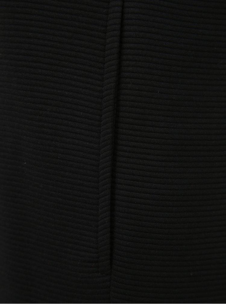 Černé šaty Jacqueline de Yong Saga